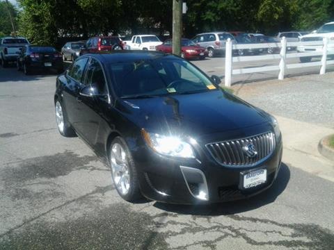 2013 Buick Regal for sale in Tappahannock, VA
