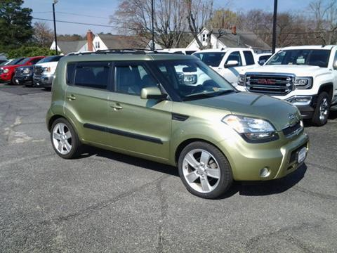 2011 Kia Soul for sale in Tappahannock, VA