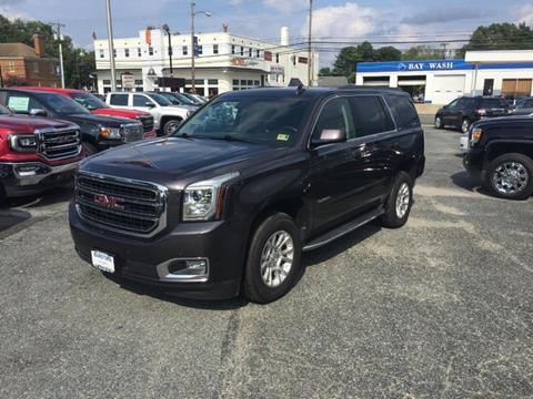 2015 GMC Yukon for sale in Tappahannock, VA