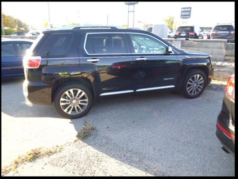 2017 GMC Terrain for sale in Tappahannock, VA