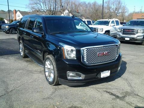 2017 GMC Yukon XL for sale in Tappahannock, VA