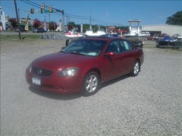2006 Nissan Altima for sale in Tappahannock, VA