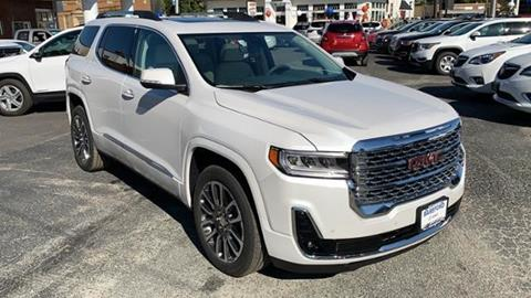 2020 GMC Acadia for sale in Tappahannock, VA
