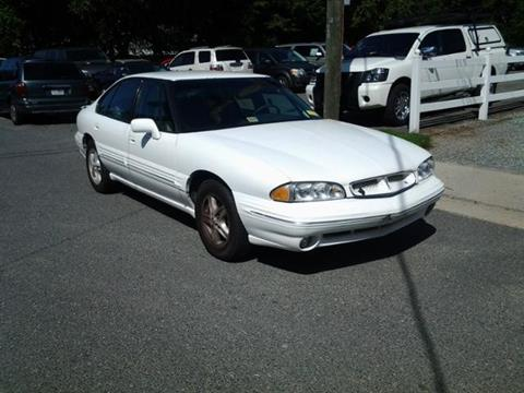 1998 Pontiac Bonneville for sale in Tappahannock, VA
