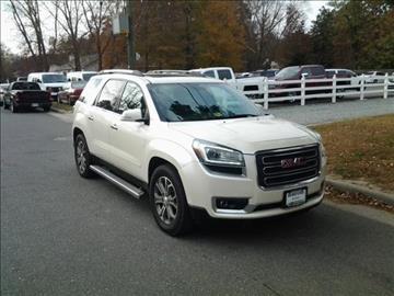 2014 GMC Acadia for sale in Tappahannock, VA