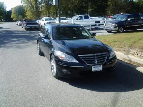 2010 Hyundai Genesis for sale in Tappahannock, VA