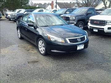 2008 Honda Accord for sale in Tappahannock, VA