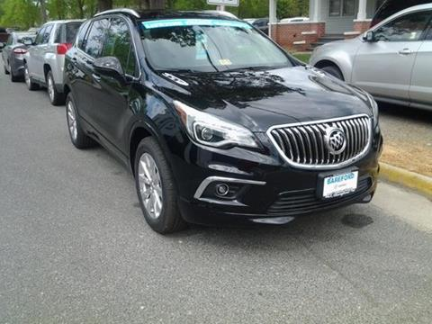 2017 Buick Envision for sale in Tappahannock, VA