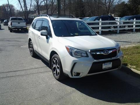 2014 Subaru Forester for sale in Tappahannock VA