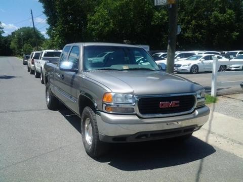 2000 GMC Sierra 1500 for sale in Tappahannock, VA