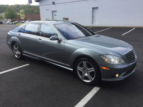 2007 Mercedes-Benz S-Class for sale in Bristol, CT
