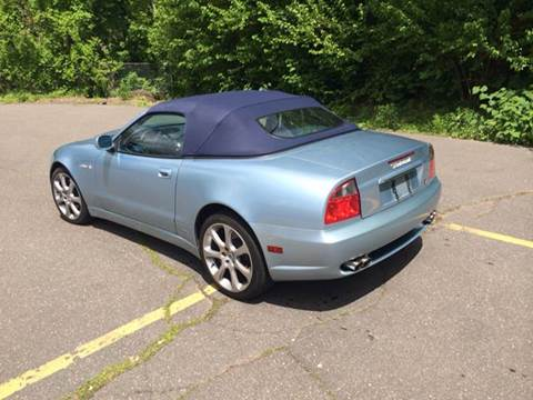 2004 Maserati Spyder for sale in Bristol, CT