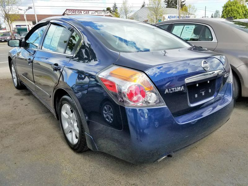 2009 Nissan Altima 2.5 S 4dr Sedan 6M - Lakewood WA