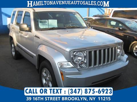 2012 Jeep Liberty for sale in Brooklyn, NY