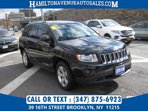 2013 Jeep Compass for sale in Brooklyn, NY