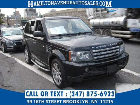 2009 Land Rover Range Rover Sport for sale in Brooklyn, NY