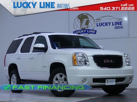 2013 GMC Yukon for sale in Fredericksburg, VA