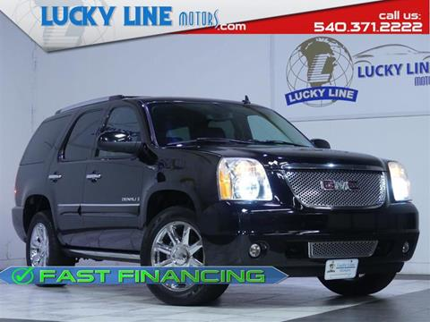 2007 GMC Yukon for sale in Fredericksburg, VA