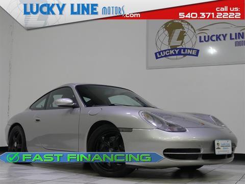 2000 Porsche 911 for sale in Fredericksburg, VA