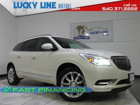 2015 Buick Enclave for sale in Fredericksburg, VA