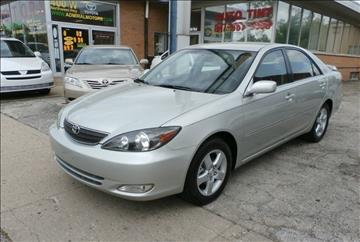 2002 Toyota Camry for sale in Arlington Heights, IL