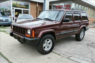 2000 Jeep Cherokee for sale in Arlington Heights, IL