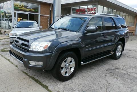 2003 Toyota 4Runner for sale in Arlington Heights, IL