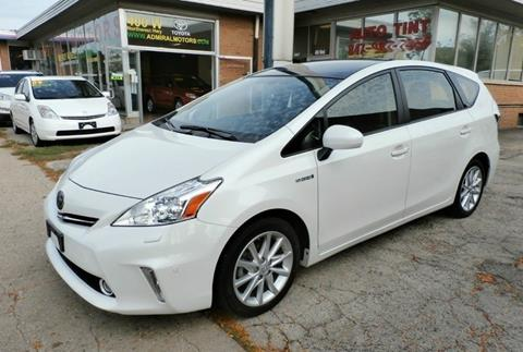 2014 Toyota Prius v for sale in Arlington Heights, IL