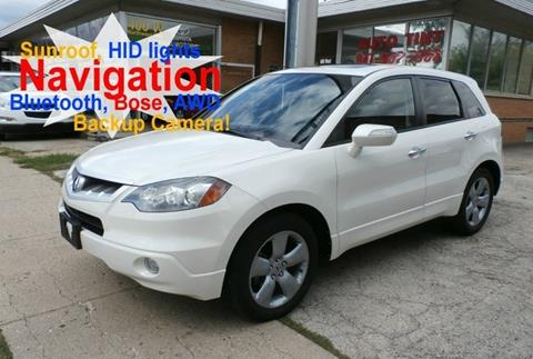 2009 Acura RDX for sale in Arlington Heights IL