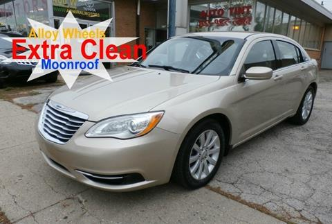 2013 Chrysler 200 for sale in Arlington Heights, IL