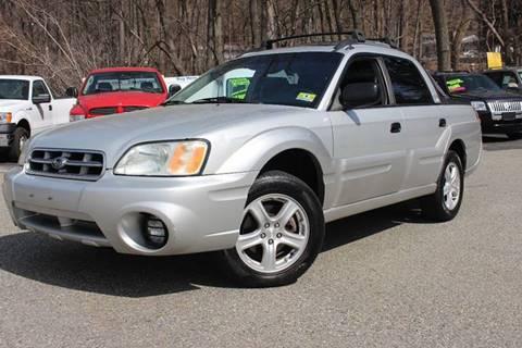 2005 Subaru Baja for sale in Riverdale, NJ