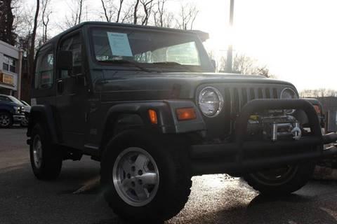 1999 Jeep Wrangler for sale in Riverdale, NJ