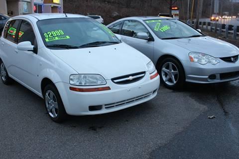 2007 Chevrolet Aveo for sale in Riverdale, NJ