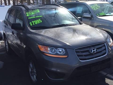 2010 Hyundai Santa Fe for sale in Riverdale, NJ