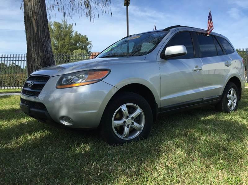 2008 HYUNDAI SANTA FE GLS 4DR SUV silver we offer guaranteed credit approval good credit bad cr