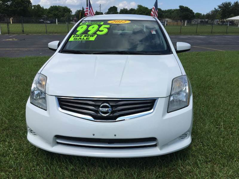 2012 NISSAN SENTRA 20 SL 4DR SEDAN whti 2012 nissan sentra 20   eco boost sport this vehicle is