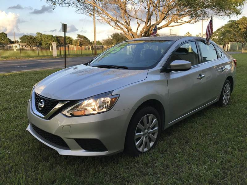 2016 NISSAN SENTRA SL 4DR SEDAN silv 2016 nissan sentra svsl eco boost sport this vehicle is ext