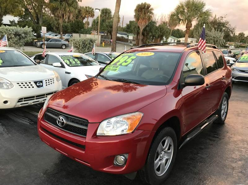2012 TOYOTA RAV4 LIMITED 4DR SUV red 2012 toyota rav4 sport eco boost sport this vehicle is exte