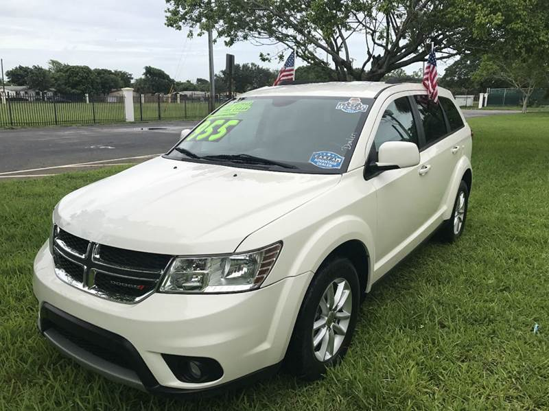 2015 DODGE JOURNEY SXT AWD 4DR SUV whit 2015 dodge journey sport  3 rd sit eco boost sport this
