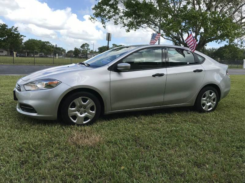 2013 DODGE DART LIMITED 4DR SEDAN silve 2013 dodge dart sport 1 owner  this vehicle is extermely