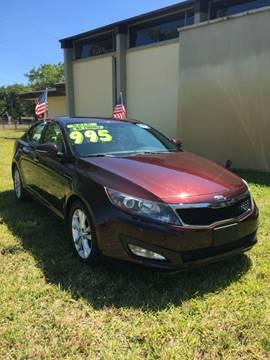 2013 Kia Optima for sale in Plantation, FL