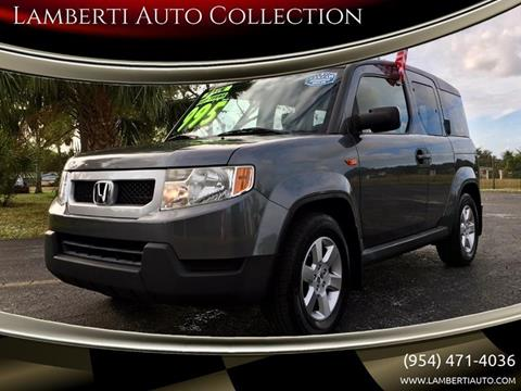 2011 Honda Element for sale in Plantation, FL