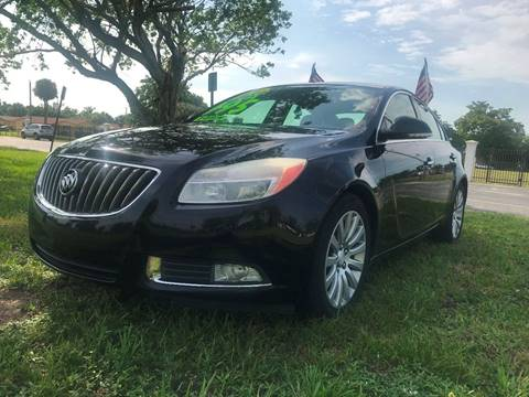 2013 Buick Regal for sale in Plantation, FL