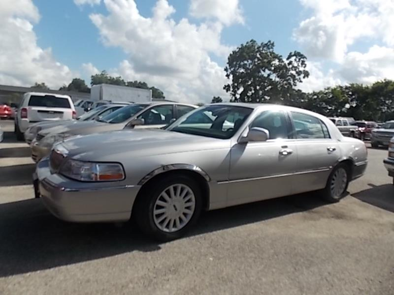 2005 Lincoln Town Car Signature Limited In Rosenberg Tx Millenium