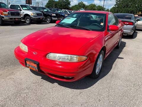 2000 Oldsmobile Alero for sale in Rosenberg, TX