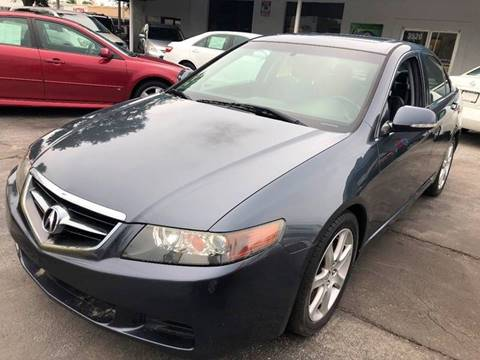 Acura TSX For Sale In Florida Carsforsalecom - Acura 2005 tsx for sale