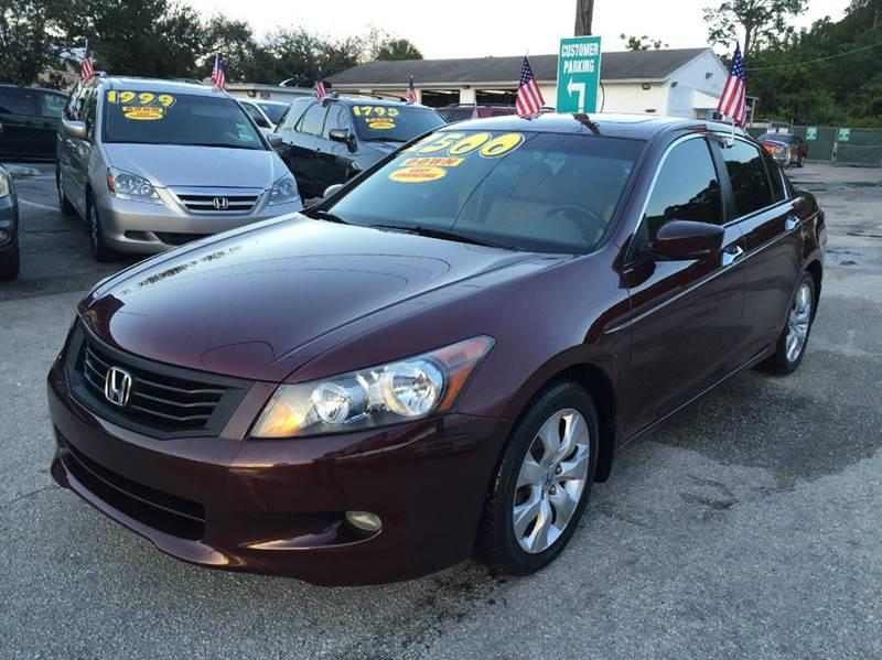 2008 honda accord ex l v6 4dr sedan 5a in lake worth fl. Black Bedroom Furniture Sets. Home Design Ideas