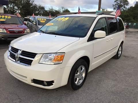 2010 Dodge Grand Caravan for sale in Lake Worth, FL