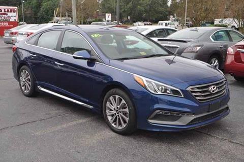 2015 Hyundai Sonata for sale in Virginia Beach, VA