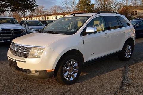 2008 Lincoln MKX for sale in Virginia Beach, VA